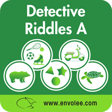 Icone de Detective Riddles | Series A | Beginner